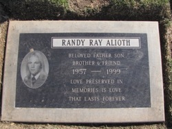 Randy Ray Alioth