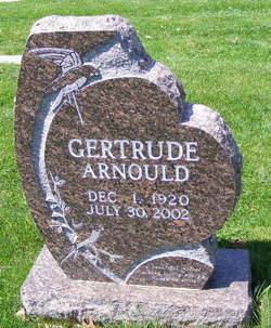 Gertrude Arnould