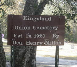 Kingsland Union Cemetery