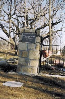 Anders Jacks Cemetery