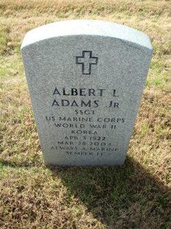 Albert L Adams, Jr