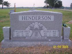 Pearlie May <i>Haigwood</i> Henderson