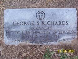 George Samuel Richards
