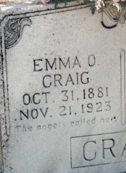 Emma Ola <i>Alexander</i> Craig