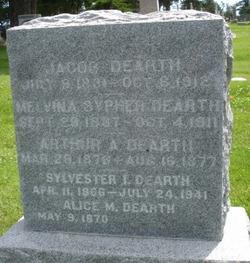 Jacob Dearth