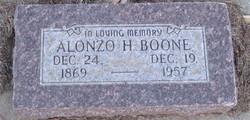 Alonzo Havington Lon Boone