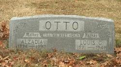 Alzadia Mae <i>vonAllmen</i> Otto