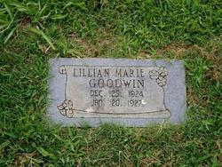 Lillian Marie Goodwin