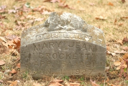 Mary Jean Crockett