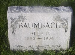 Otto C Baumbach