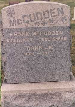 Franklin McCudden