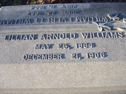 Lillian Alpha <i>Arnold</i> Williams
