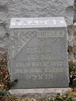 Cecelia <i>Weinbaum</i> Traube