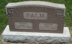 Mary <i>Lehman</i> Palm