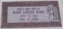Mary Louise <i>Starcevich</i> Hoke