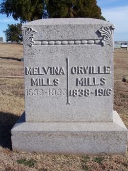Orville Mills
