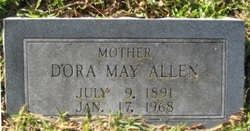 Dora Mae <i>Walters</i> Allen