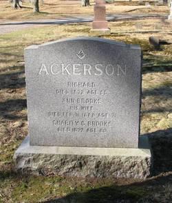 Richard Ackerson