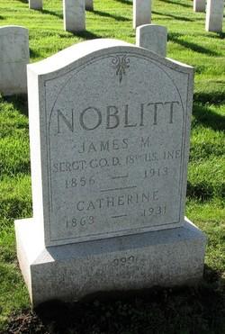 Catherine J. Katie <i>McSherry</i> Noblitt
