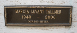 Marcia Ann <i>Levant</i> Tallmer