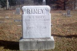 Theodosia Emmaline <i>Taylor</i> Raney