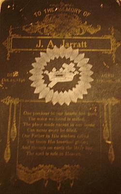 James Archer Jarratt