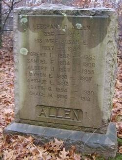 Grace M Allen