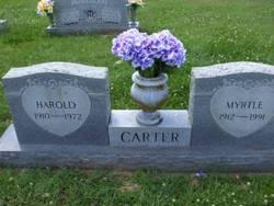 Myrtle R. <i>Coombs</i> Carter