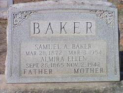Almira Ellen Baker