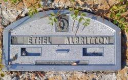 Ethel Albritton