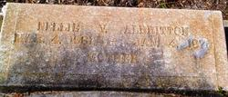 Nellie V Albritton