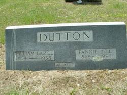 Annie Bell Fannie <i>Witcher</i> Dutton