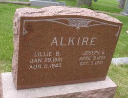 Lillie Belle <i>Stumbo</i> Alkire