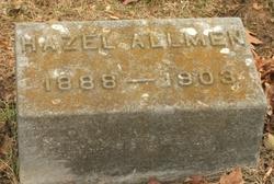 Hazel Edna Allmen