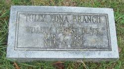 Tully Edna <i>Branch</i> Black