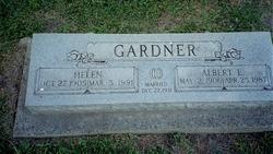 Helen <i>King</i> Gardner