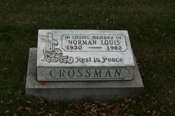 Norman Louis Crossman