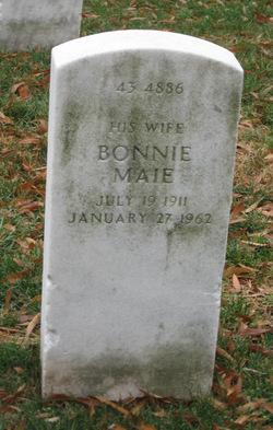 Bonnie Maie Corey