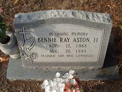 Bennie Ray Aston, II