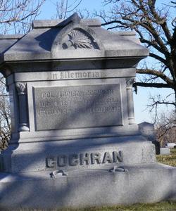 Col Addison Cochran