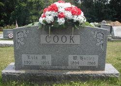 Eula Mae <i>Baker</i> Cook