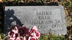 Willie Anderson, Sr