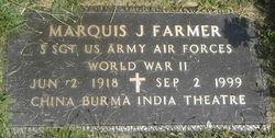 Marquis Jerome Farmer