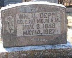 William Ulrich Deppe