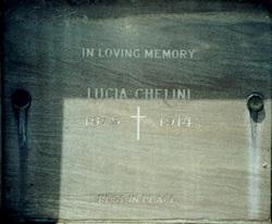 Lucia <i>Rovai</i> Chelini