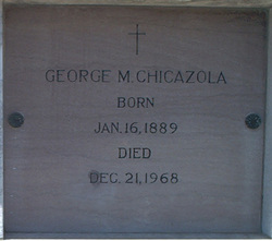George Marshall Chicazola
