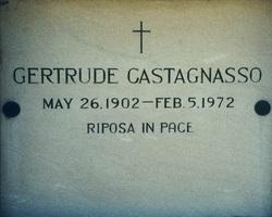 Gertrude <i>Meyer</i> Castagnasso
