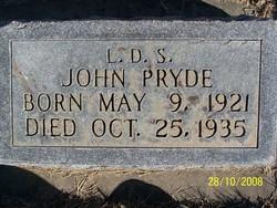 John Madsen Pryde