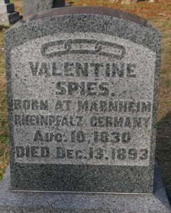Valentine Spies