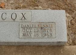 Daniel Kennie Wilcox
